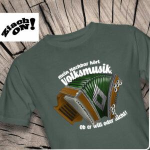 Steirische Harmonika T-Shirts Volksmusik Shirt