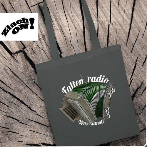 Steirische Harmonika Tasche Faltenradio